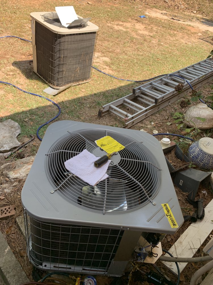 J&Bs heating and air: Lithonia, GA