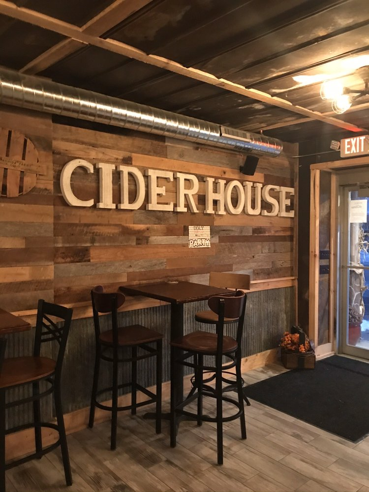 Aurora Cider House: 198 Main St, East Aurora, NY