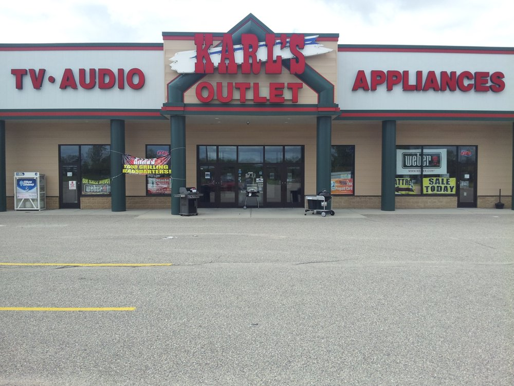 Karl's TV & Appliances: 6400 W Frontage Rd, Medford, MN