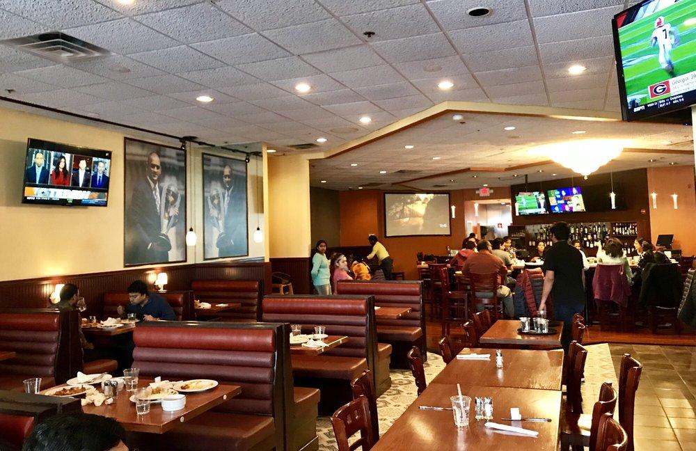 Photo Of Tez Indian American Restaurant Sports Bar Herndon Va United States