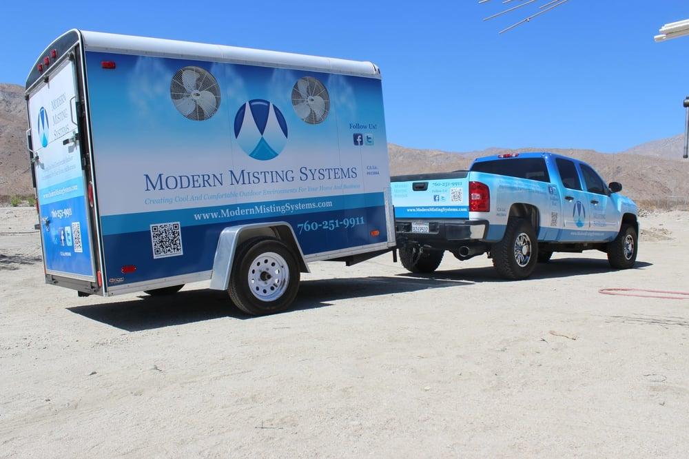 Modern Misting Systems: 74841 Velie Way, Palm Desert, CA