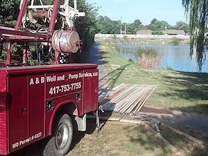 A & B Well & Pump Service: Rogersville, MO