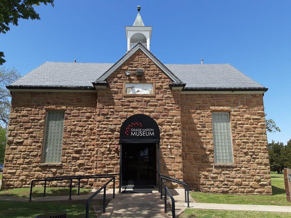 Osage County Historical Society Museum: 700 Lynn Ave, Pawhuska, OK