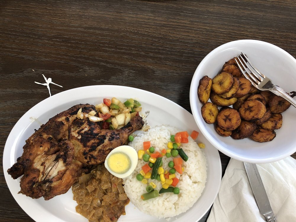 Food from Lilly's Corner