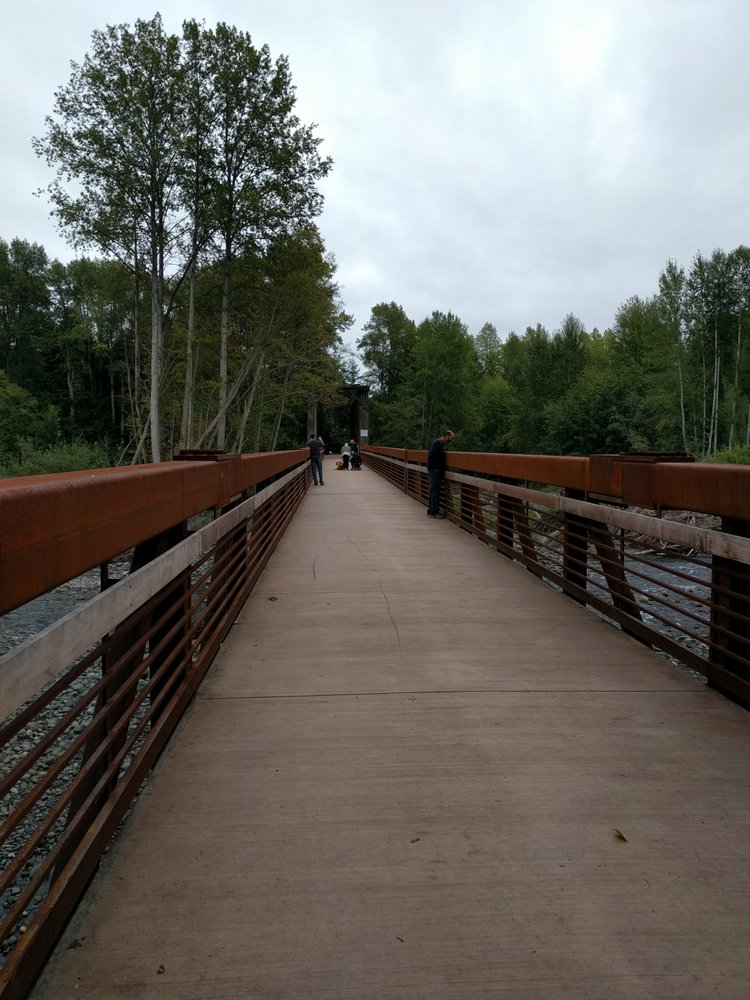 Railroad Bridge Park: 2151 West Hendrickson Rd, Sequim, WA