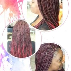 Jazzy braidz salon 55 photos 17 reviews hair extensions photo of jazzy braidz salon mesa az united states red ombre crochet pmusecretfo Gallery