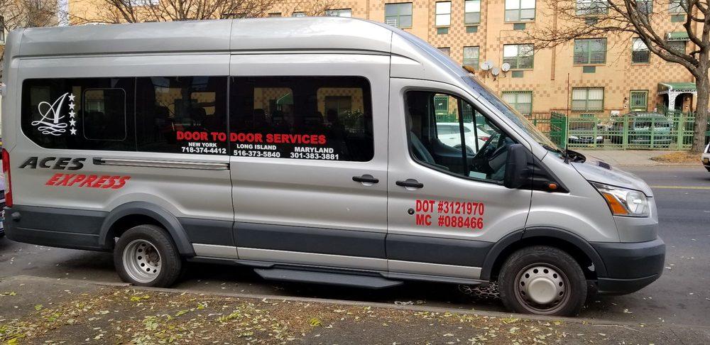 Aces Express Transportation: Bronx, NY