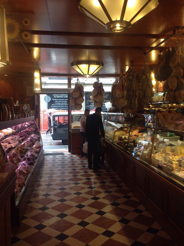 Tamburini 24 foto e 23 recensioni bar via caprarie 1 for E cucina 24 bologna