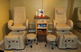 Elements Salon And Day Spa: 75 N St, Auburn, NY