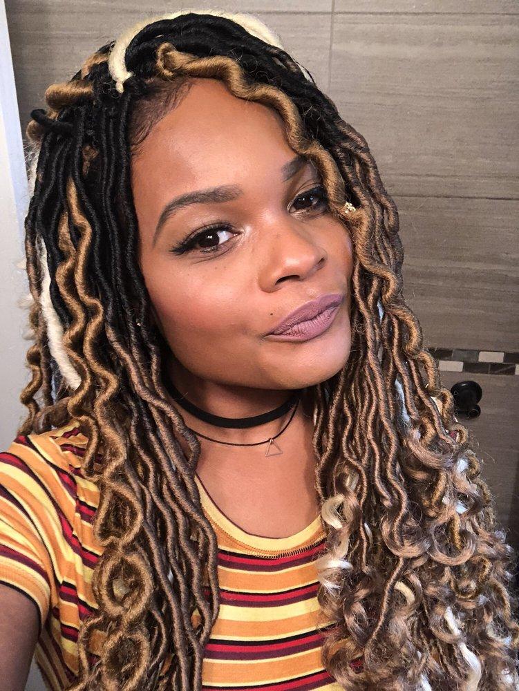 African Beauty Hair Braiding By Fatou: 707 Park Ave NE, Atlanta, GA