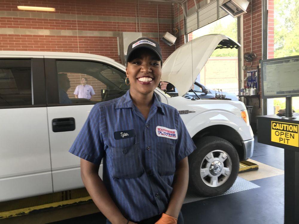 Express Oil Change & Tire Engineers: 830 N Main St, Alpharetta, GA