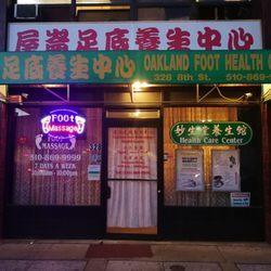 oakland Asian massage