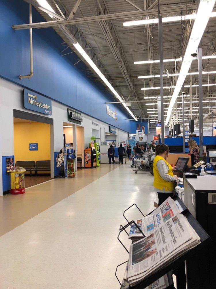 Walmart Supercenter: 1415 7th St S, Clanton, AL
