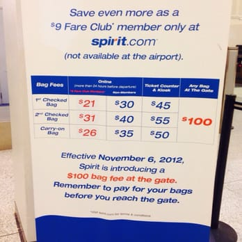 Affordable Photo Of Spirit Airlines Houston Tx United States Carry On With Baggage Fees