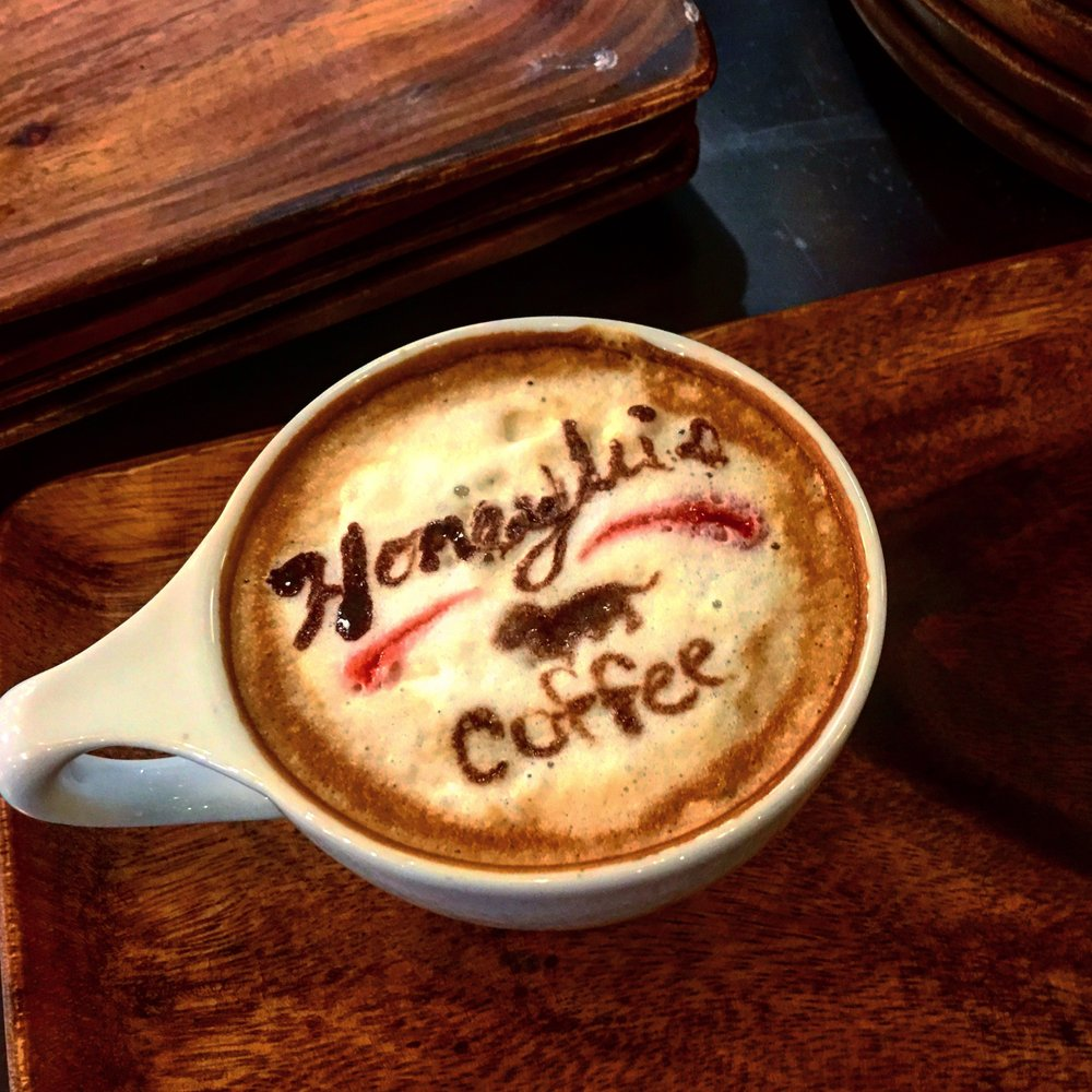 Honeylu's Coffee