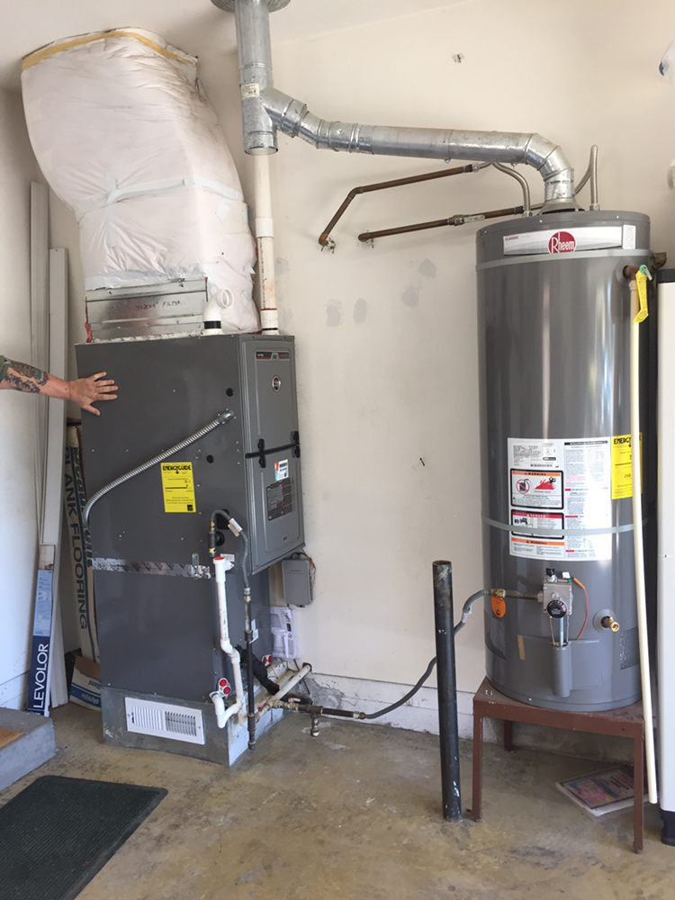 Ruud 96 gas furnace and 2 5 ton ac coil cut in 4 filter for How to choose a gas furnace