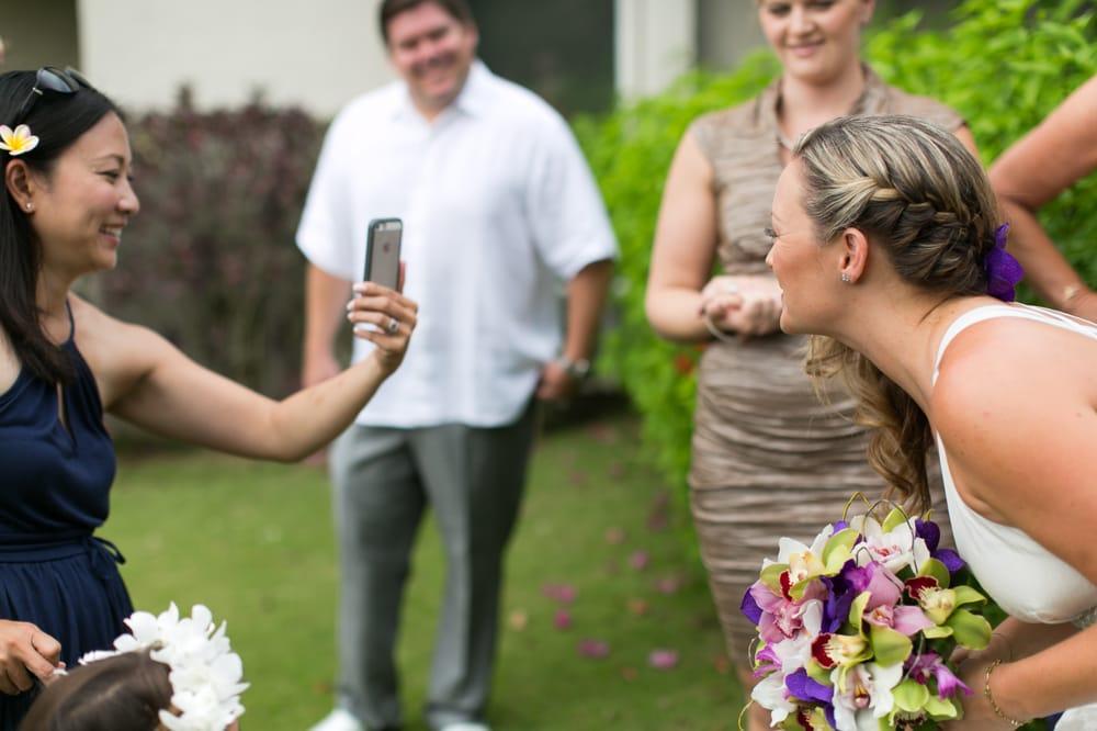White Orchid Bridal Service: Kauai, HI