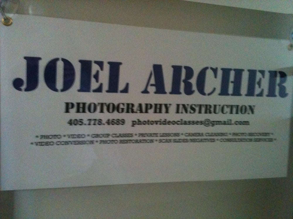 Joel Archer Photography Classes