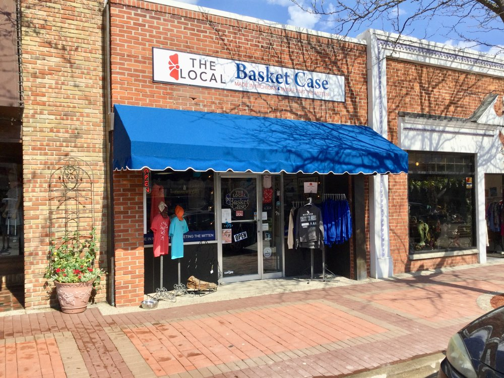 The Local Basket Case - Tawas: 114 Newman St, East Tawas, MI