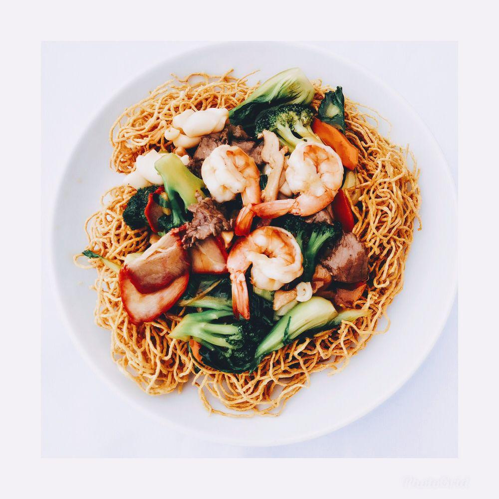 Food from My Lan Vietnamese Kitchen