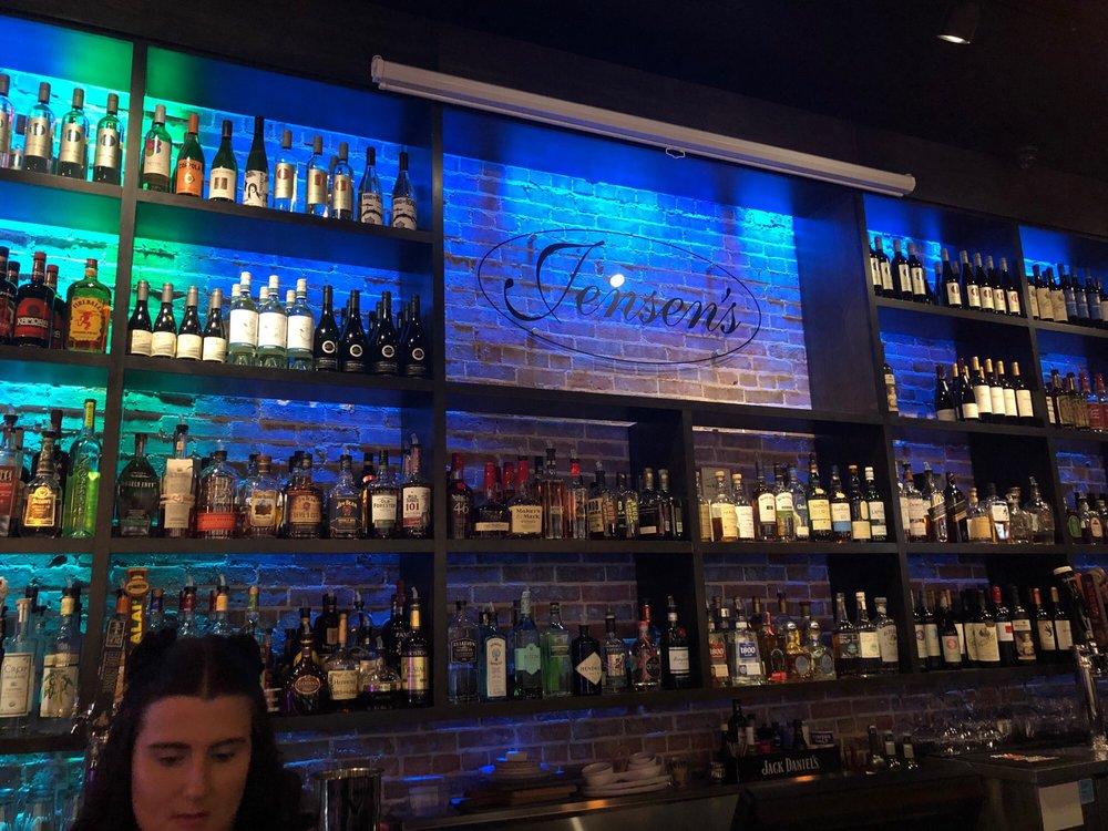 Jensens Corner Bar: 100 3rd St SW, Winter Haven, FL