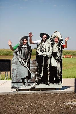 Buffalo Bill Cultural Center: 3083 US Hwy 83, Oakley, KS