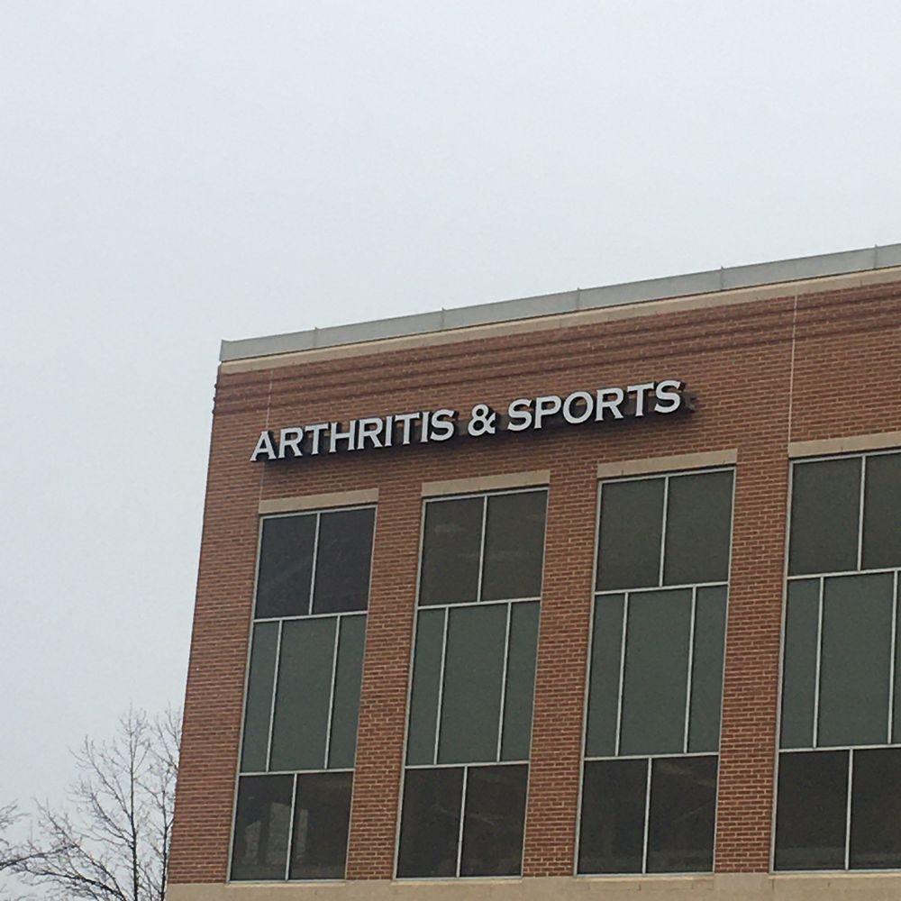 Arthritis & Sports: 21475 Ridgetop Cir, Sterling, VA