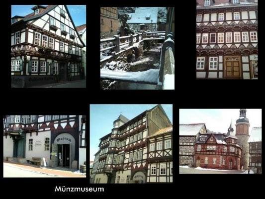 Stolberg Historisches Gachwerk Mir Münzpräge Museum Alte Münze