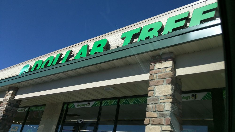 Dollar Tree: 2710 W Central Ave, El Dorado, KS