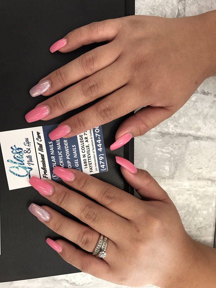 Glass Nails & Spa - Nail Salons - 1680 N College Ave, Fayetteville ...
