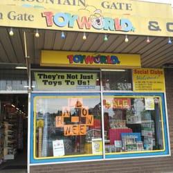 Mountain Gate Toyworld & Cycles - Mountain Gate Shopping Centre