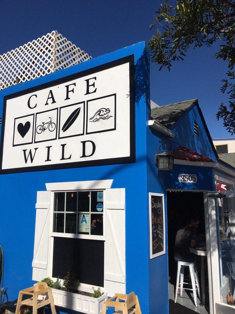 Cafe Wild Manhattan Beach