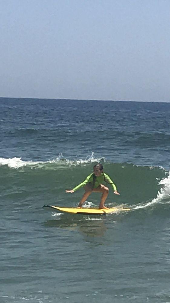 Summertime Surf - Belmar: 3rd Ave & Ocean Ave, Belmar, NJ