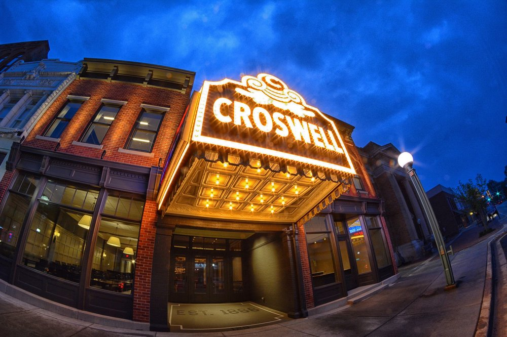 The Croswell: 129 E Maumee St, Adrian, MI