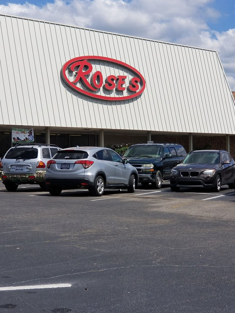 Roses Stores: 819 S 5th St, Hartsville, SC
