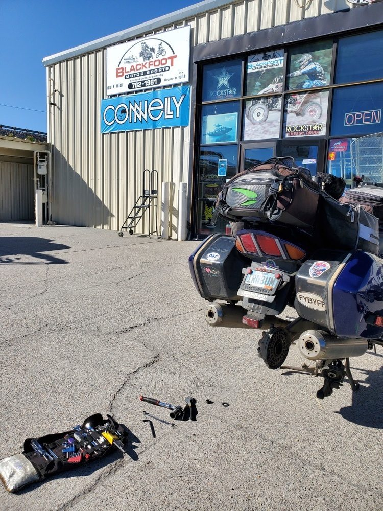 Blackfoot Motor Sports: 1615 W Bridge, Blackfoot, ID