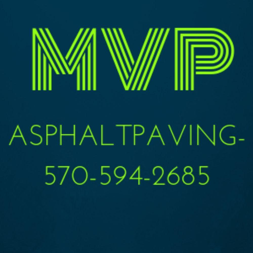 MVP asphalt paving and seal coating: Bloomsburg, PA