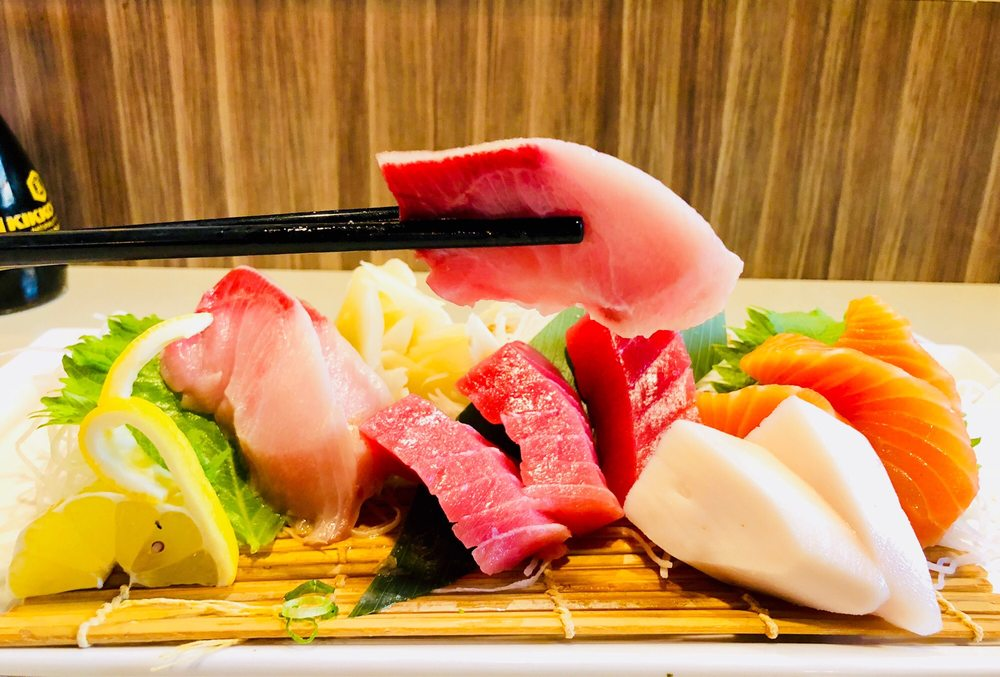 Food from Sushi Chinoise