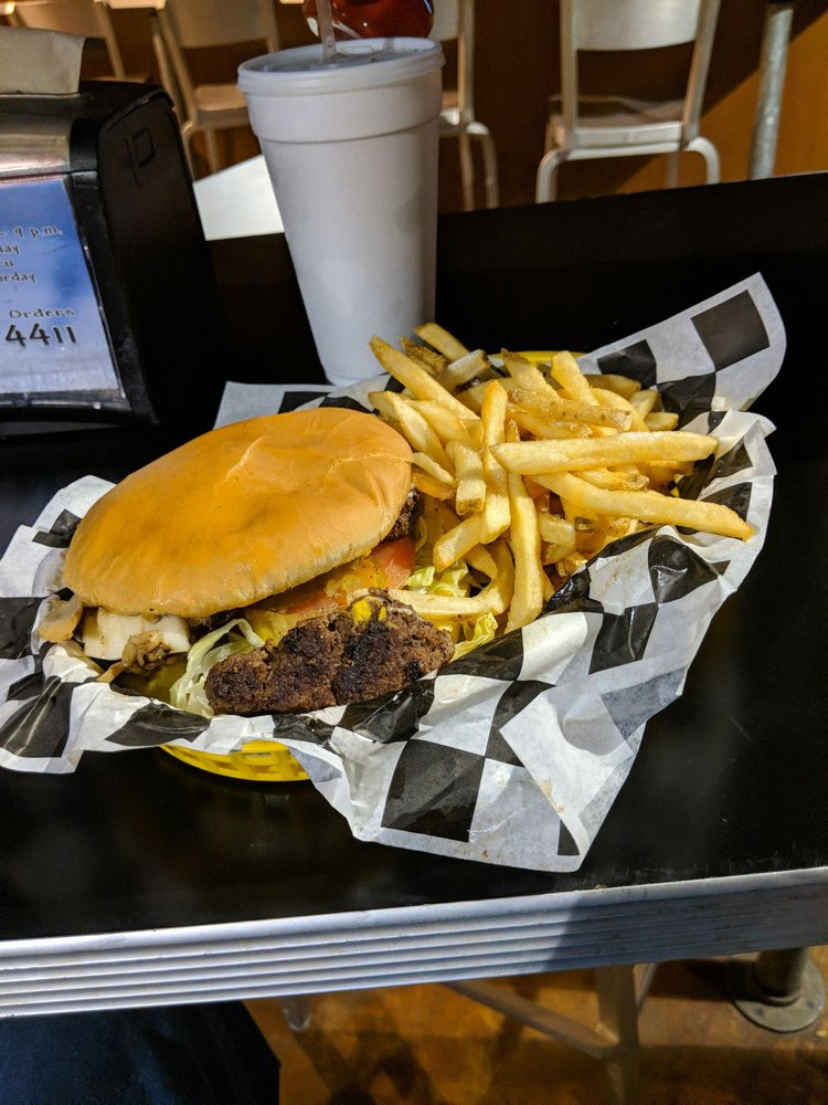 Hamburger Depot: 141 N Lhs Dr, Lumberton, TX