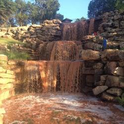Wichita Falls Waterfall 15 Photos Active Life 1000 Park Sunset