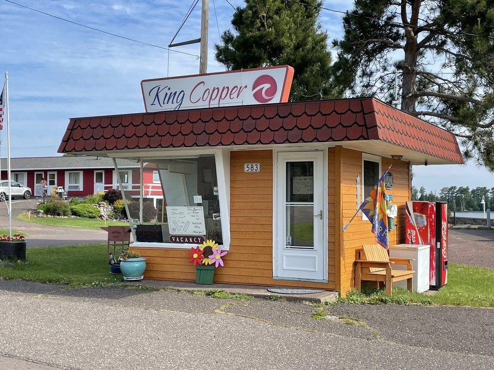 King Copper Motel: 447 Brockway Ave, Copper Harbor, MI