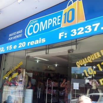 162ec4c40 Compre 10 - Roupas Infantis - Av. ASsis Brasil