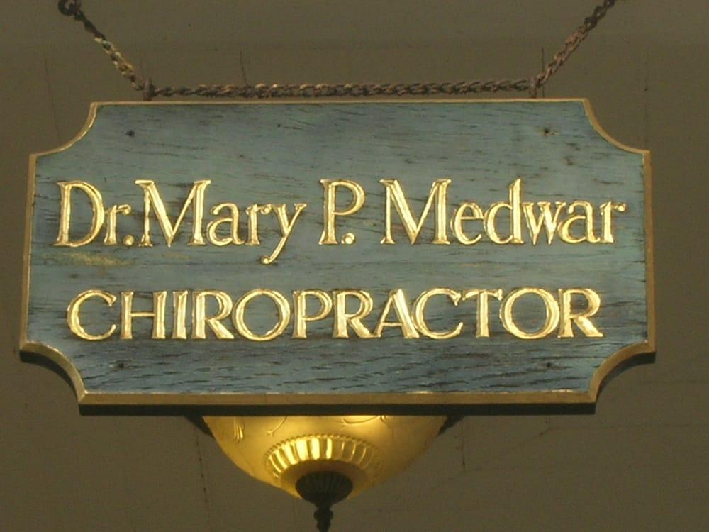 Mary Medwar, DC: 599 Main St, Malden, MA