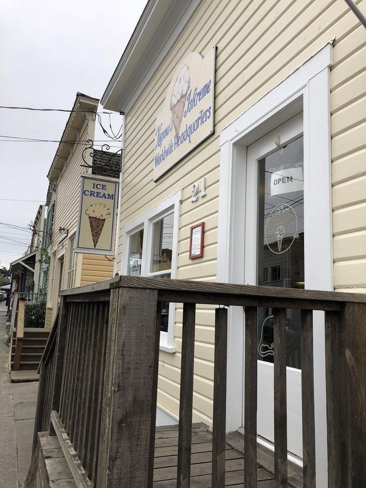 Kapaw's Iskreme: 21 NW Front St, Coupeville, WA