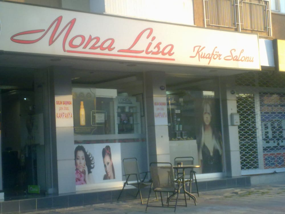 Mona lisa kuaf r hair salons korut rk mah zmir for Mona j salon contact