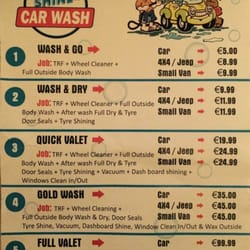 Wash And Shine Car Wash Dublin