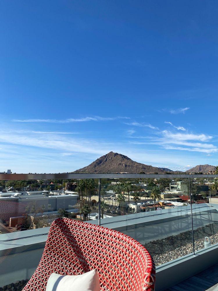 Outrider Rooftop Lounge: 7142 E 1st St, Scottsdale, AZ