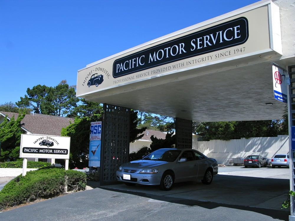Pacific Motor