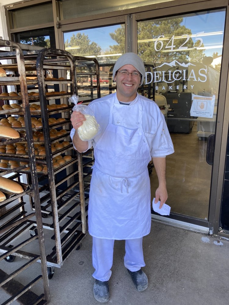 Delicias Bakery: 6425 Omaha Blvd, Colorado Springs, CO