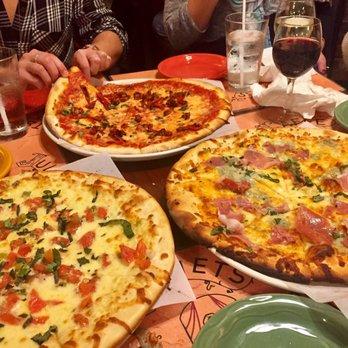 Cafe Formaggio Dessert Menu